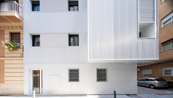 Energy Rehabilitation Existing Building / ariasrecalde taller de arquitectura