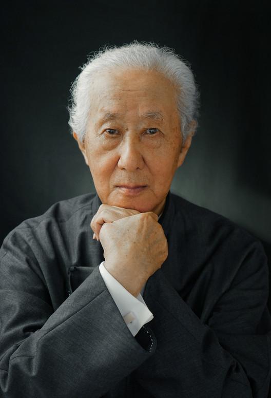 Por qué Arata Isozaki ganó el Premio Pritzker 2019, Arata Isozaki. Imagen © The Pritzker Architecture Prize