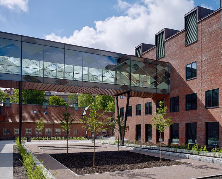 Carlanderska Hospital / White Arkitekter, © Bert Leandersson