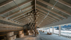 Yunoeki Oyu  / Kengo Kuma and Associates
