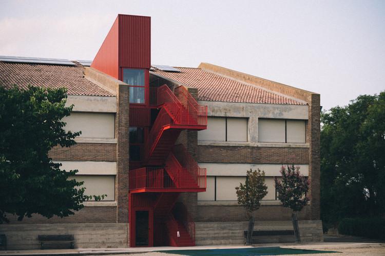 Breaking Red / Verne Arquitectura, © Pablo García Esparza