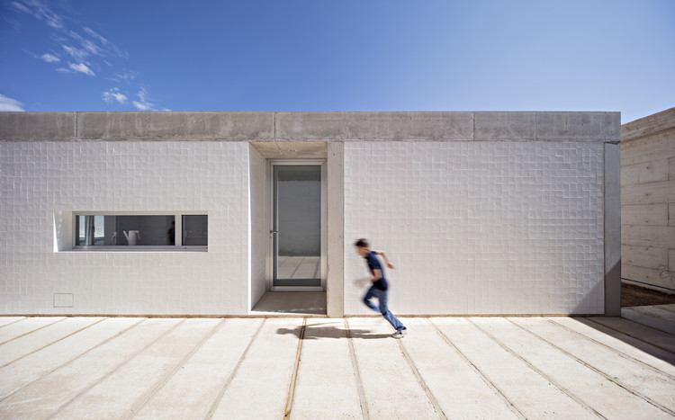 House between Old Mud Walls / Estudio Jesús Donaire, © Javier Callejas