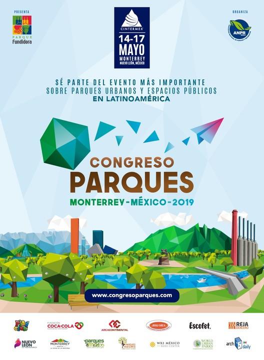 Congreso de Parques 2019, el evento más importante sobre espacios públicos en LATAM