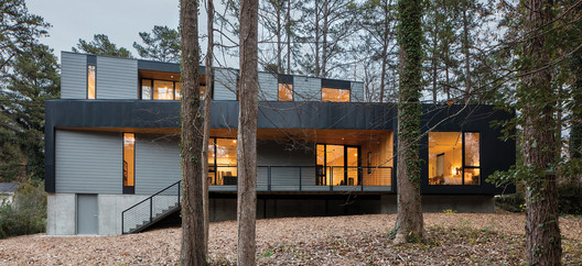 Parks Residence / The Raleigh Architecture Co.