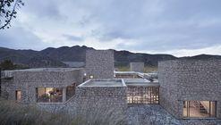 Redstone House / Atelier 100s+1