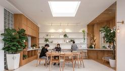Interior Design of Hongyue Reception Center / SSDesign