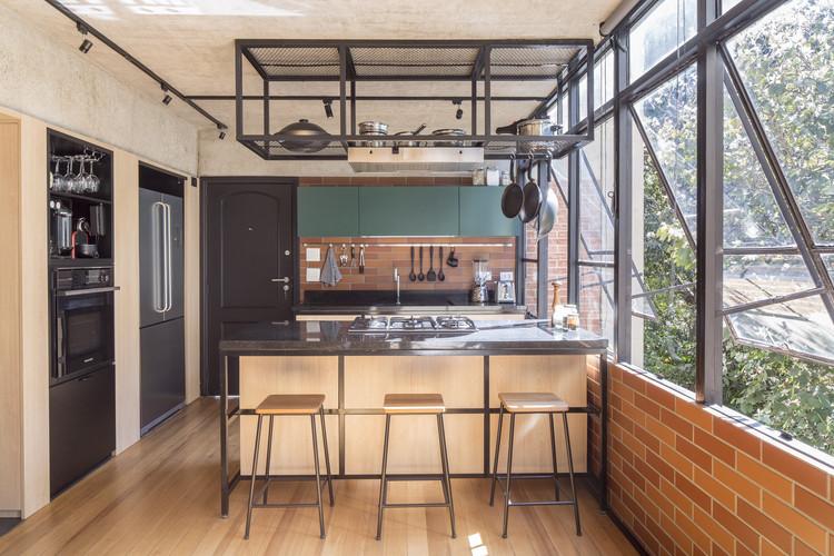 Apartamento SQN 410 / CoDA arquitetos, © Joana França