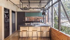 Apartamento SQN 410 / CoDA arquitetos