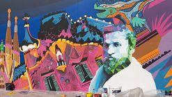 'Gaudí en Valparaíso' presenta por primera vez en Chile obras emblemáticas del arquitecto catalán