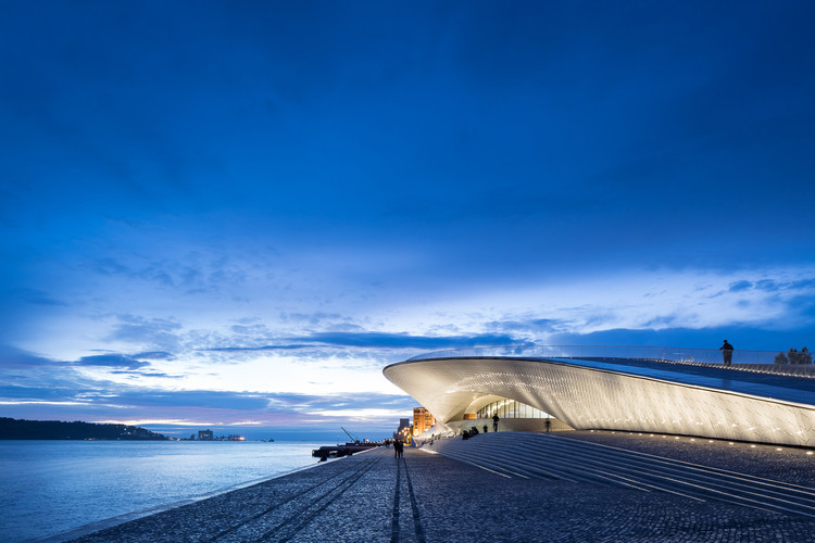 12 Award-Winning Women in Architecture From the Past 12 Months, AL_A's MAAT museum in Lisbon. Image © Francisco Nogueira