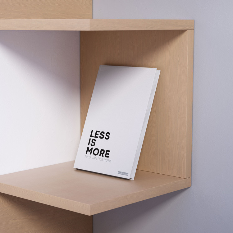 These Notebooks are Adorned with the Most Famous Quotes in Architecture, © GoArchitect
