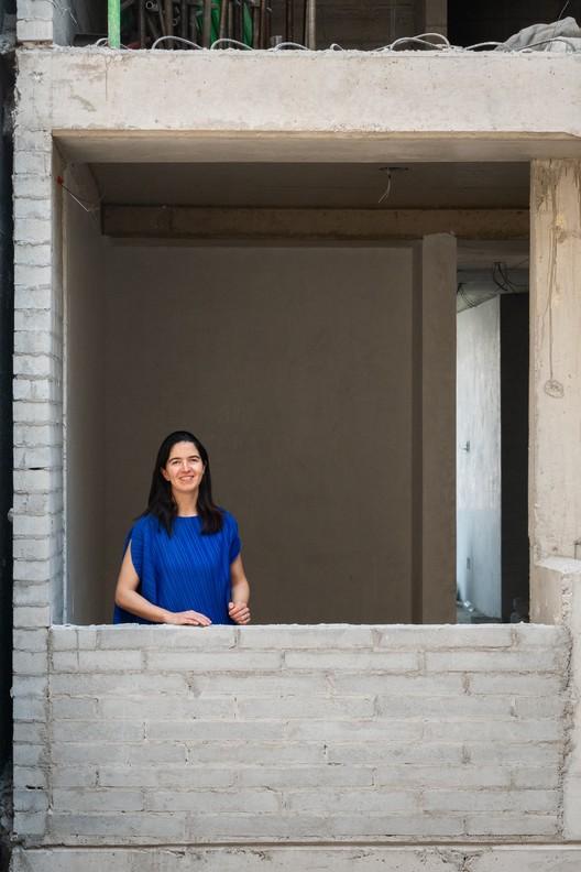 Fernanda Canales. Image