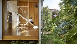 One Room Tower / Phorm architecture + design + Silvia Micheli & Antony Moulis