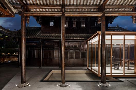 Nanxianglou Art Hotel / PleasantHouse Design