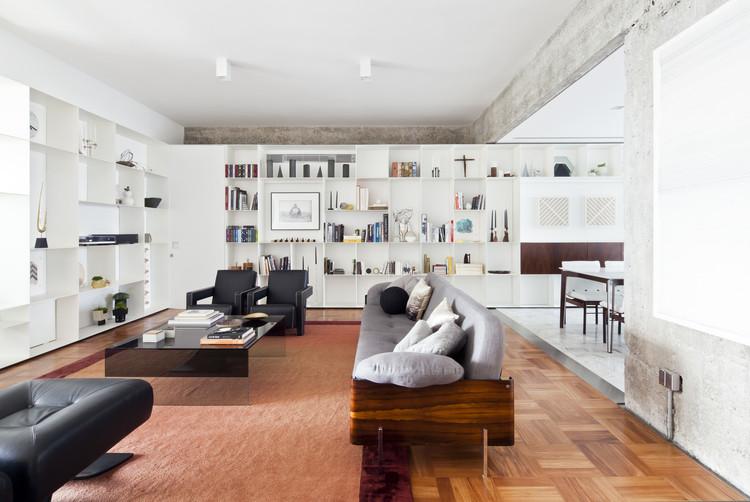 Apartamento Lausanne / AR Arquitetos, © Maíra Acayaba