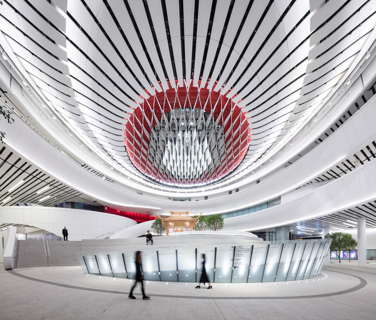 Xiqu Centre / Revery Architecture + RLP, © Ema Peter