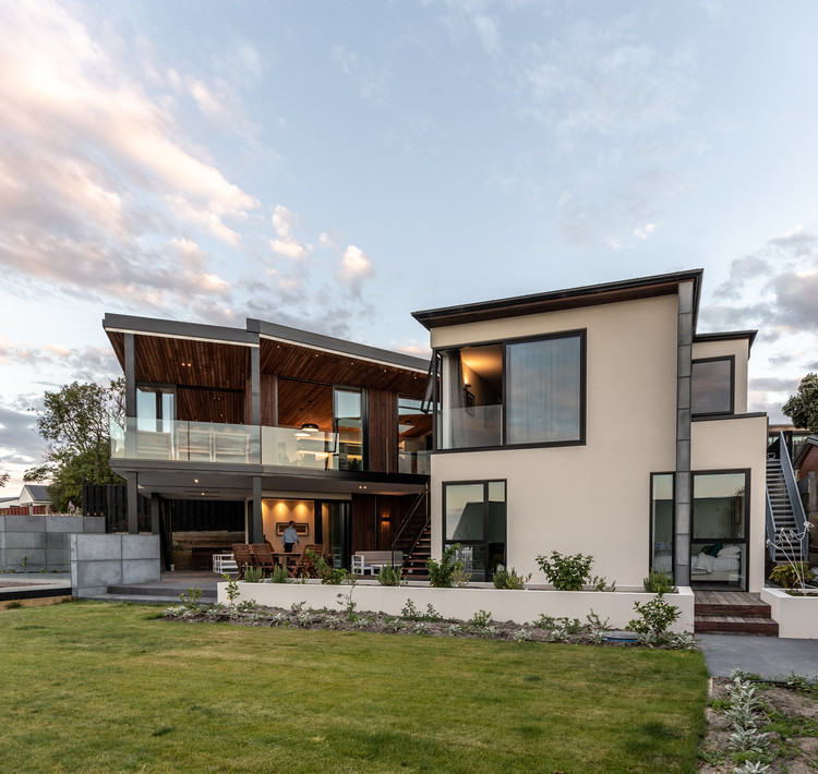 Wall House / Max Capocaccia, © Baptiste Marconnet