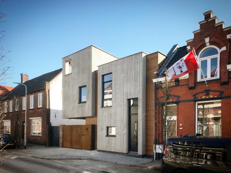 Stadsvilla D / zone zuid architecten, © GVZ