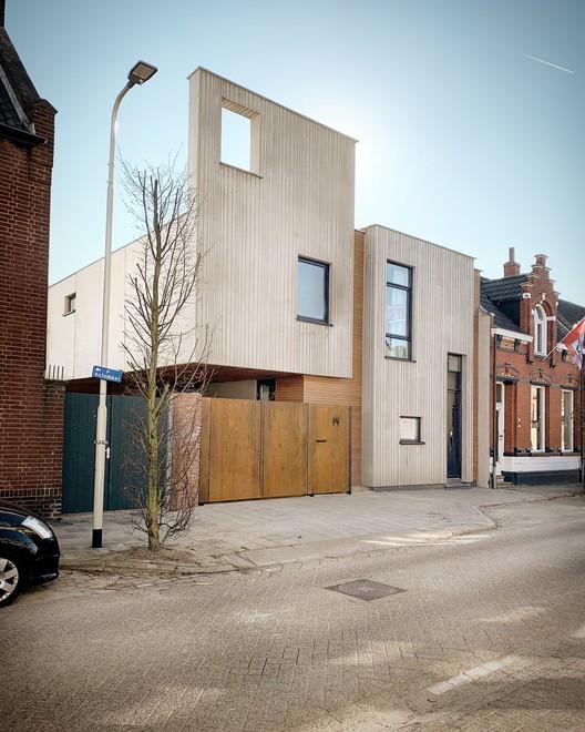 Stadsvilla D / zone zuid architecten