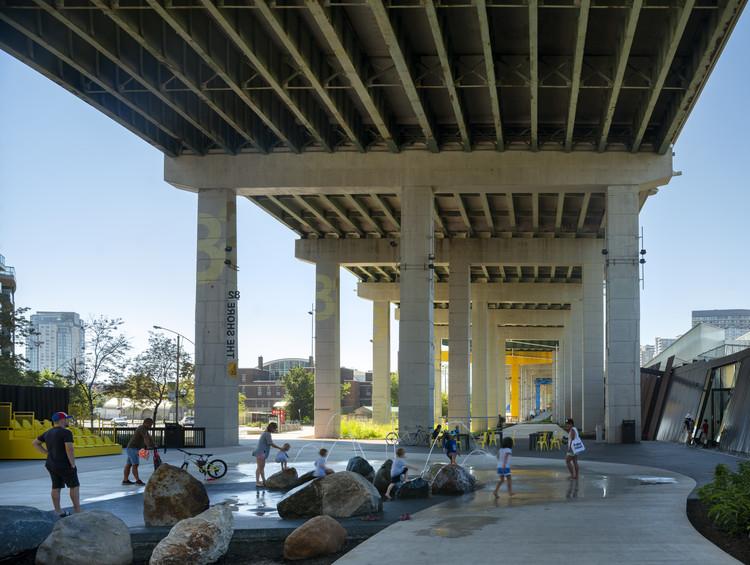 The Bentway / Public Work, © Nic Lehoux