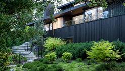 Split Level House  / D'Arcy Jones Architects