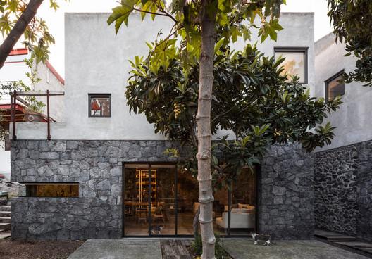 Casa La Pancha / tallerdea