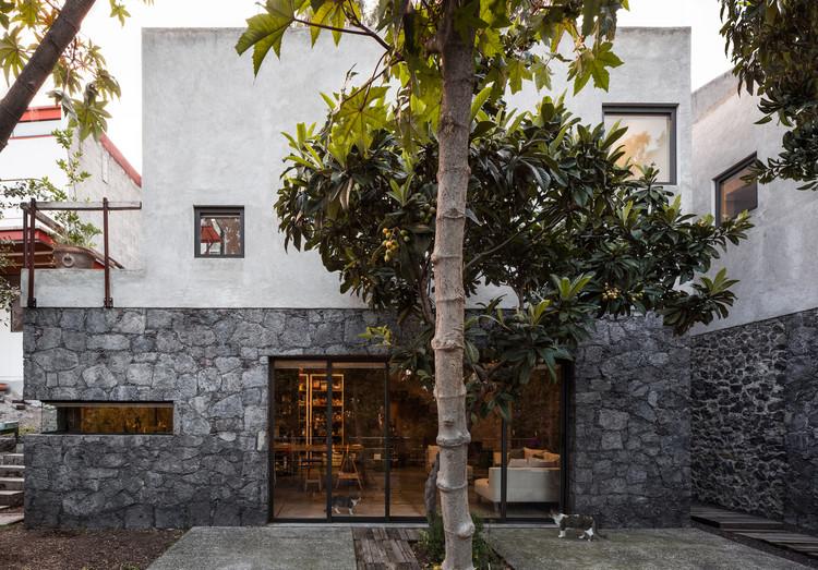 Casa La Pancha / TALLER DEA, © Zaickz Moz