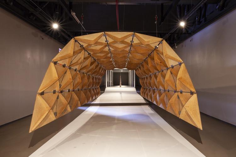 SOM presenta exhibición en la Ciudad de México: Arte + Ingeniería + Arquitectura, Cortesía de SOM