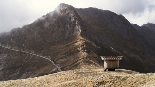 Micro Home. Image Courtesy of Beatrice Bonzanigo, IB Studio
