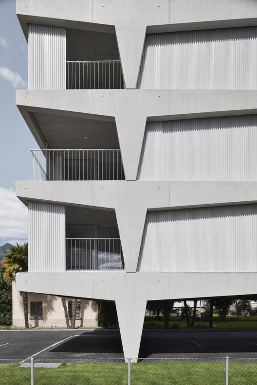 Palazzo Pioda / Inches Geleta Architetti, © Tonatiuh Ambrosetti, Daniela Droz
