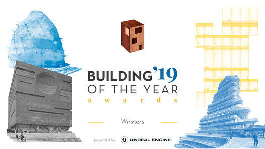 Winners of the 2019 Building of the Year Awards