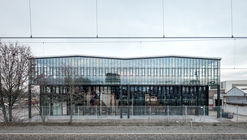 LocHal Library / CIVIC architects + Braaksma & Roos architectenbureau + Inside Outside +  Mecanoo