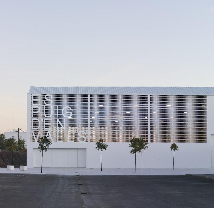 Centro deportivo en Es Puig den Valls / MCEA | Arquitectura, © David Frutos