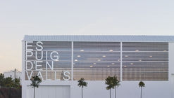 EsPuig d'en Valls Sports Centre / MCEA | Arquitectura