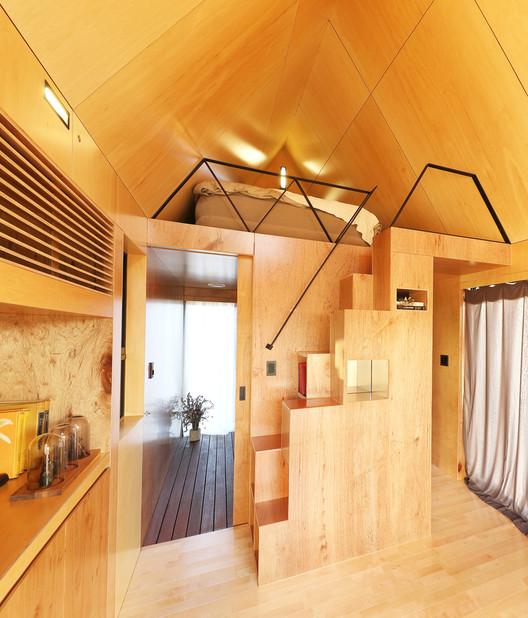 Slow Town Tiny House / The Plus Partners + DNC Architects. Image © Moobum Jang