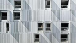 Reconstrucción de residencial San Mateo en Lorca / MCEA | ARQUITECTURA + NAOS 04 ARQUITECTOS