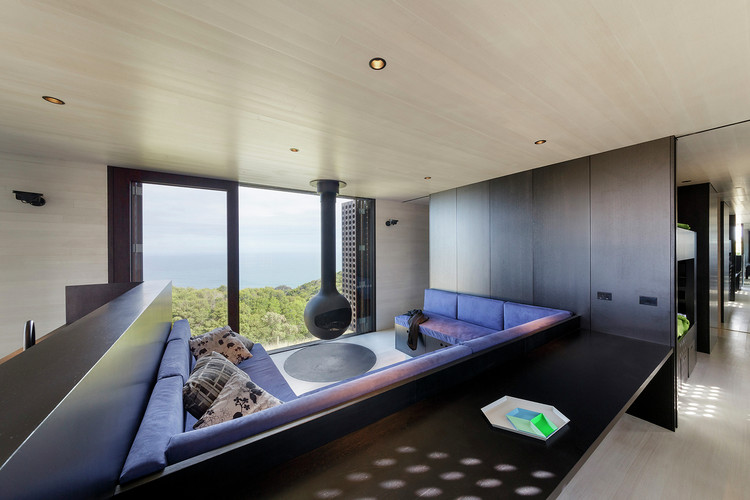 Moonlight Cabin / Jackson Clements Burrows. Image © Jeremy Weihrauch-Gollings Studio