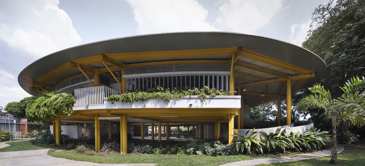 Jardín de niños CCB / MRV Arquitectos, © Federico Cairoli