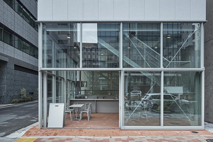 Kitchen Studio SUIBA / Schemata Architects, © Kenta Hasegawa