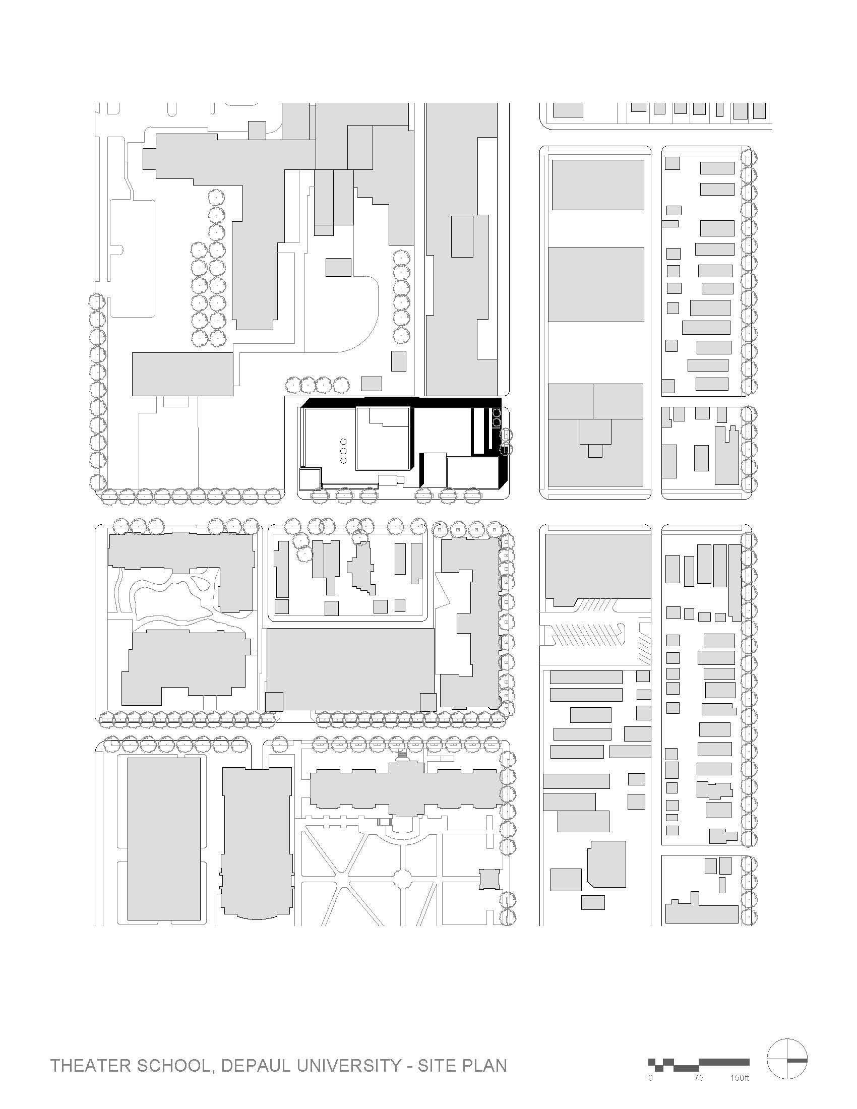 Gallery Of The Theatre School Depaul University Pelli Clarke Pelli Architects 20