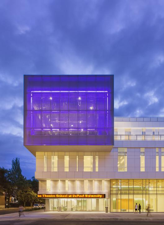 The Theatre School, DePaul University / Pelli Clarke Pelli