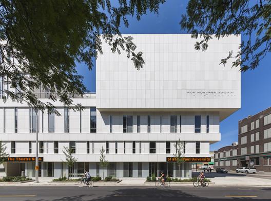 The Theatre School, DePaul University / Pelli Clarke Pelli Architects