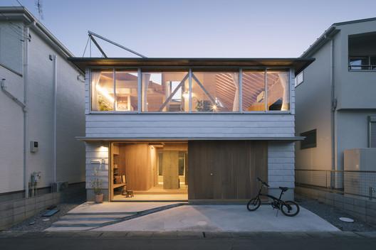 Casa en Kita-Koshigaya / tamotsu ito architecture office