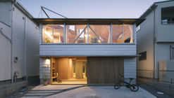 House in Kita-Koshigaya / tamotsu ito architecture office