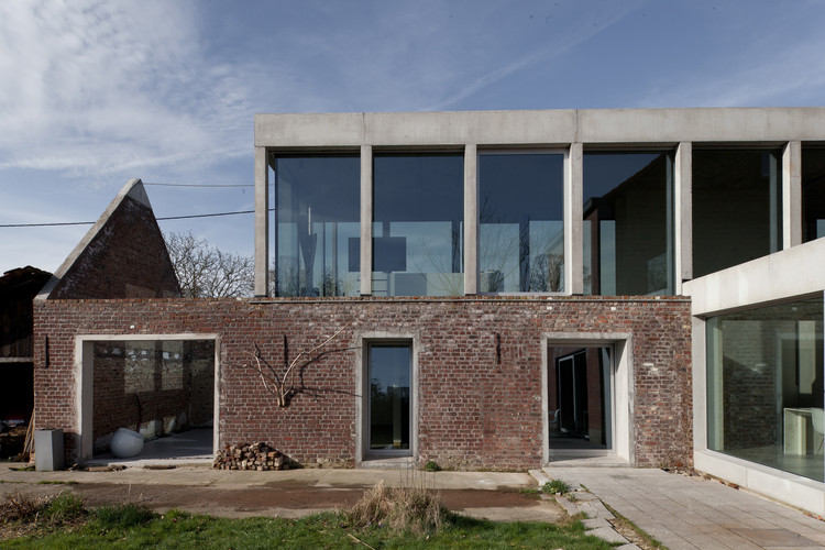 Barnhouse / Objekt Architecten, © BILD Studio