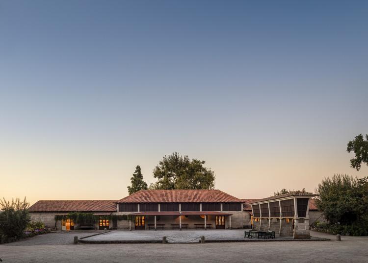 Wine Tourism Building / Diogo Aguiar Studio, © Fernando Guerra | FG+SG