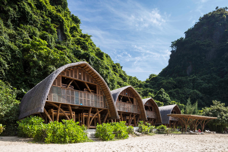 Castaway Island Resort Vtn Architects
