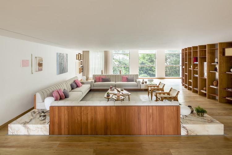 Apartamento VLP / Pascali Semerdjian Arquitetos, © Ricado Basetti