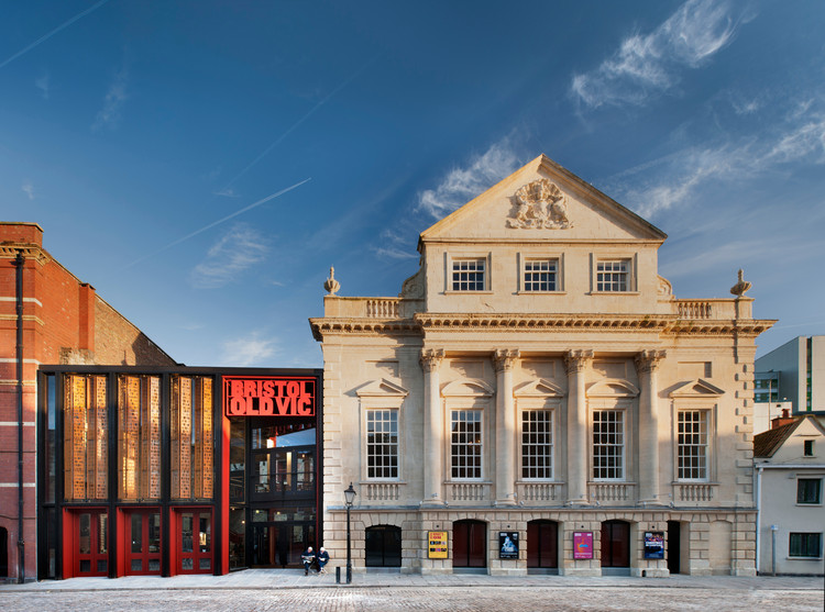 14 Buildings Shortlisted for RIBA South West Awards, Bristol Old Vic. Image © Philip Vile
