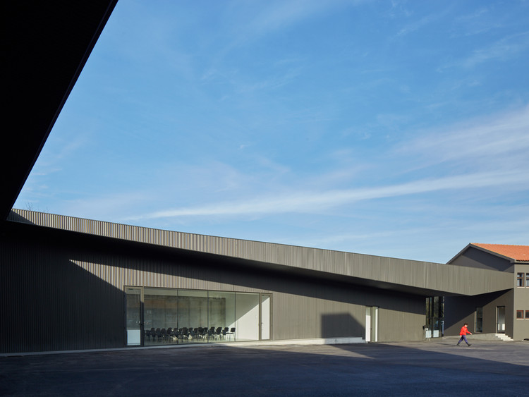 Ansião Fire Station  / Bruno Dias / Arquitectura + Luis Ventura / Arquitectura, © Hugo Santos Silva